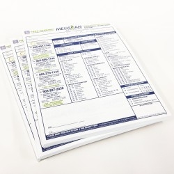 NOTEPADS & REQUISITION FORMS